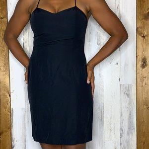 Vintage Joseph Ribkoff little black dress size 8